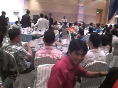 งานเลี้ยงปีใหม่บริษัทไทยเบนกัน 2555 V1