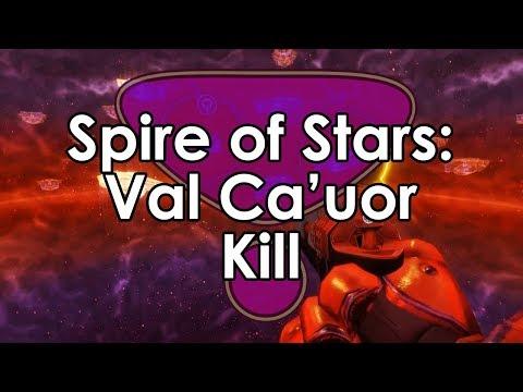 Destiny 2: Datto's First Val Ca'uor Spire of Stars Raid Lair Kill