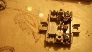 видео Как отключить подсветку в выключателе? Ответ