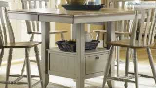Al Fresco Counter Height Dining Room Collection From Liberty Furniture