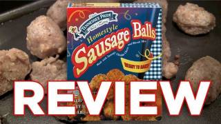 Tennessee Pride Sausage Balls Video Review: Freezerburns (Ep470)