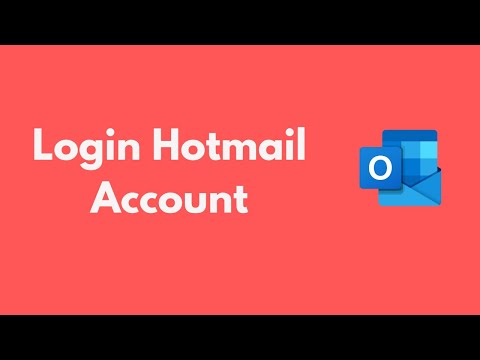 How to merge hotmail accounts