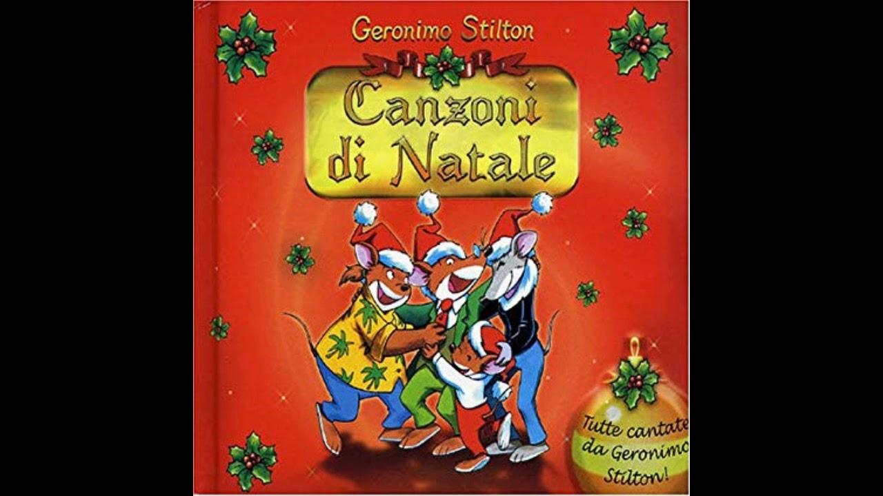 A Tutti Buon Natale Canzone.A Tutti Buon Natale Geronimo Stilton Shazam