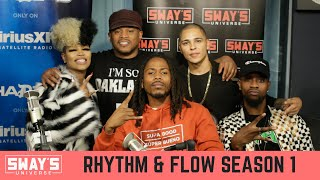 Netflix Rhythm and Flow Artists D Smoke, Londynn B, Troyman & Flawless Freestyle Live