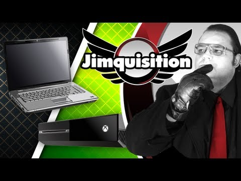 WHY PC GAMING GETS AWAY WITH IT (Jimquisition)