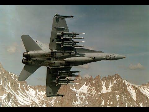 Military Power USA F-18 Super Hornet