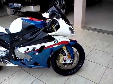 Bmw S1000rr Tricolor Full Dirceu Look Youtube