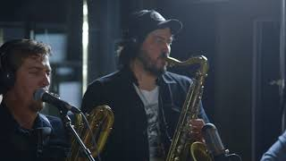 """Nathaniel Rateliff & The Night Sweats play """"A Little Honey"""" at CPR's OpenAir"""