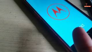 How to Flash moto g5 plus with stock rom || Fix a dead moto