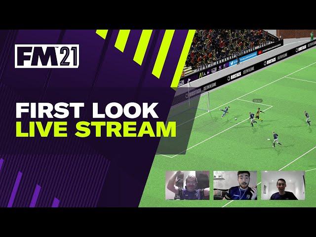 Football Manager 2021 (видео)