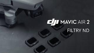 Mavic Air 2 - Jak uchwycić idealną długą ekspozycję przy pomocy filtrów ND