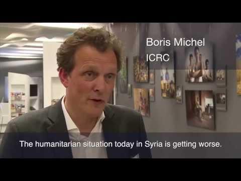 Syria: Humanitarian situation deteriorating