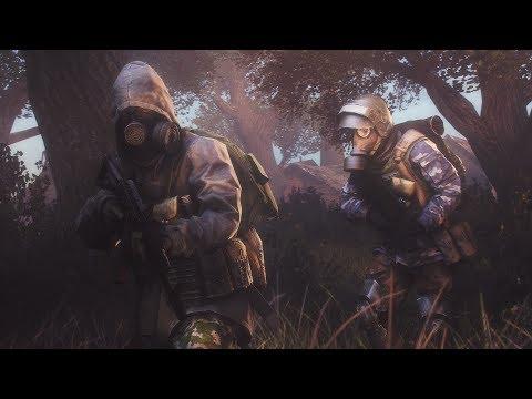 S.T.A.L.K.E.R - Anomaly 1.5 - Только пистолеты и пп(!Ч)