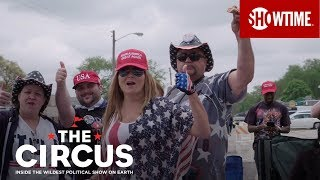 Trump Rally in Elkhart, Indiana | BONUS Clip | THE CIRCUS | SHOWTIME