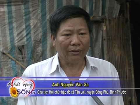 KVS Năm 06 (CT.Số 21) Hoàn cảnh gia đình Anh Triệu Văn Đướng, Đồng Phú, Bình Phước