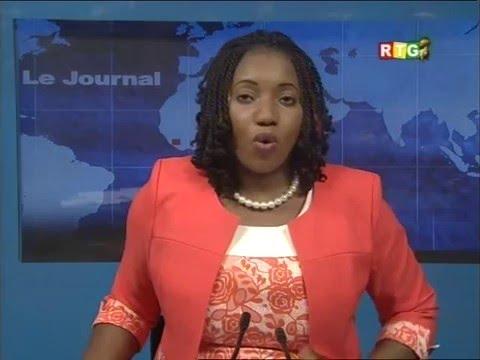 www.guineesud.com  - le président rwandais a quitté Conakry ce soir - RTG du 9 mars 2016