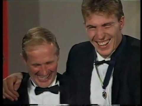 Jim Stynes - 1991 Brownlow Medalist