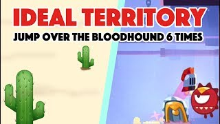 King of Thieves - Base 62 Six Bloodhound Jumps