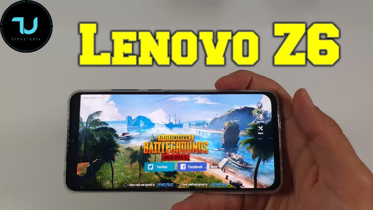 Lenovo Z6 PUBG Mobile Gameplay/GFX Tool HDR MAX graphics 60FPS/Snapdragon 730