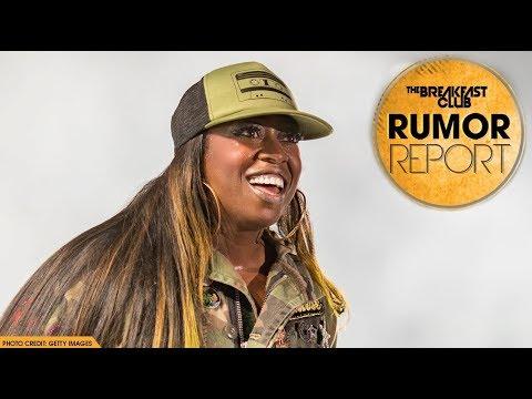 Missy Elliot Looks Amazing After Giving Up Soda and Bread