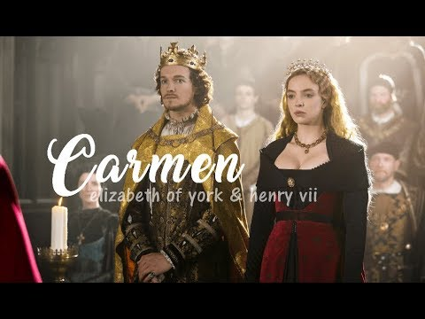 CARMEN | Elizabeth of York & Henry VII (& Richard III)