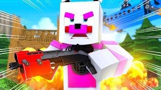 Funtime Freddy in Fortnite ?! | Minecraft FNAF Roleplay