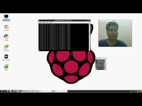 Face Recognition Door Lock Using Raspberry Pi Doovi