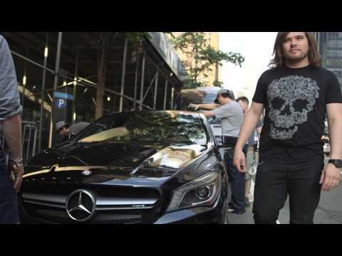 Mercedes-Benz Evolution Tour: Bastille — Laura Palmer— Behind the Scenes