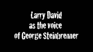 Larry David on Seinfeld as George Steinbrenner 1 of 2