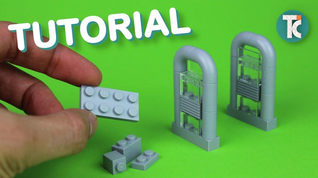 LEGO Anti-Theft Detector (Instructions)
