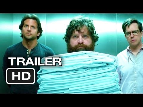 The Hangover Part III Official Trailer #1 (2013) - Bradley C