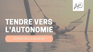 Tendre vers l'autonomie - Les 4R