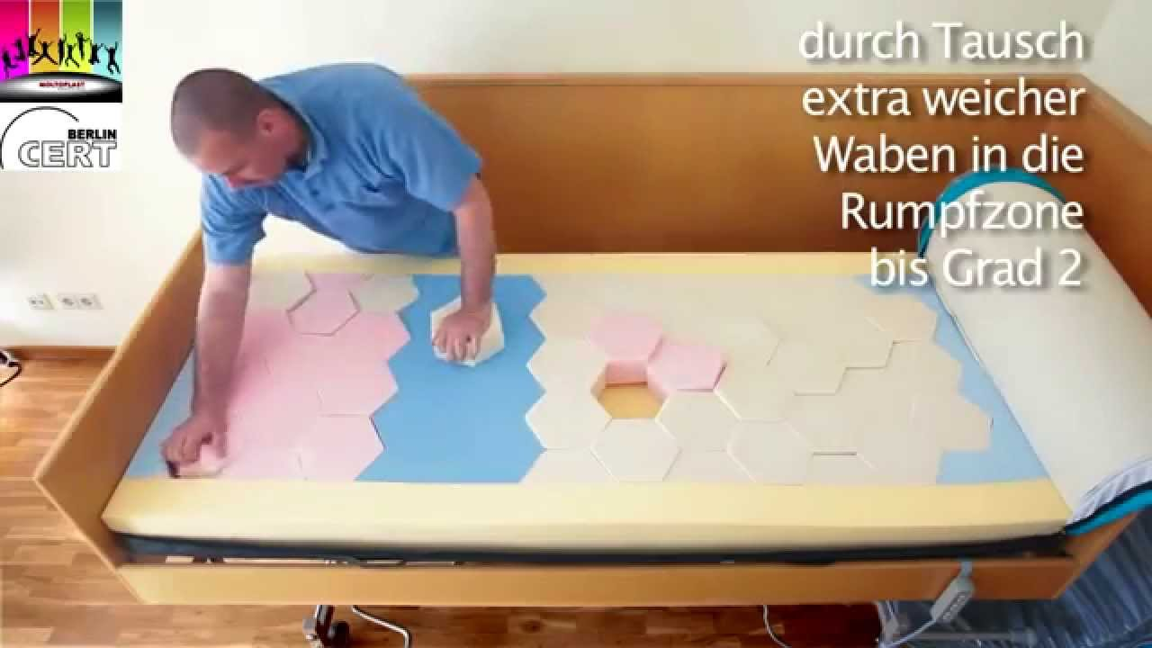 dekubitus matratze catlitterplus. Black Bedroom Furniture Sets. Home Design Ideas