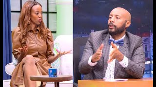 "Seifu on EBS: ""ከእነ ስህተቴ የተኮረጀ ፕሮግራም ፈጥሬአለሁ"" ጋዜጠኛ ቤቲ ኤልቲቪ (ቤቲ ታፈሰ) 