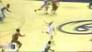 Sportscenter Top Ten - George Washington University dunk