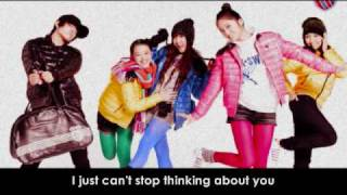 [ENG SUBBED] Thrill Love - f(x)