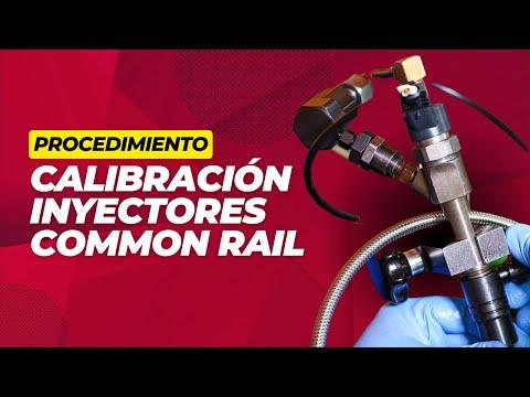 Inyectores Common Rail y su Calibración en Banco - Parte 2