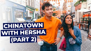 Uncle Roger Show Auntie Hersha Chinatown (Part 2) - ft. @Hersha Patel