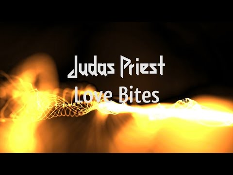 Judas Priest - Love Bites (Lyric Video)