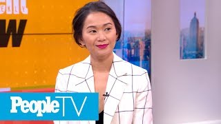 Why Hong Chau Compares Matt Damon To 'GoT' White Walker | PeopleTV | Entertainment Weekly