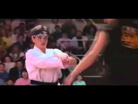 Karate Kid 1 2 and 3-Alternate Endings
