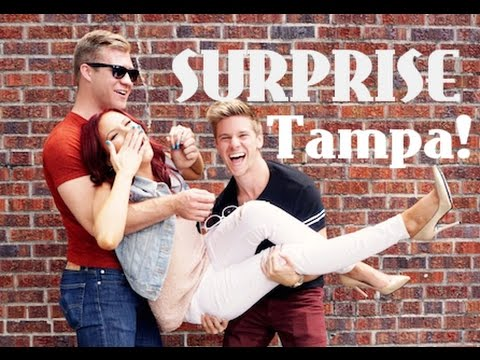 Surprising Jaclyn Hill!