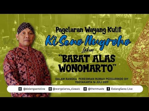 #LiveStreaming KI SENO NUGROHO - BABAT ALAS WONOMARTO