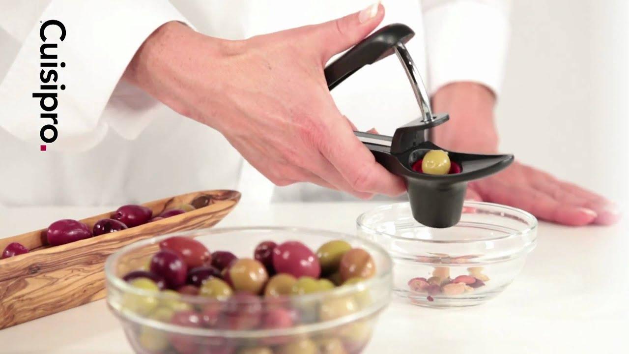 denoyauteur d olives ou cerises de cuisipro