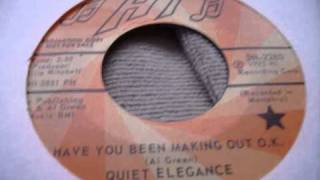 Quiet Elegance - Have You Been Making Out Ok.wmv