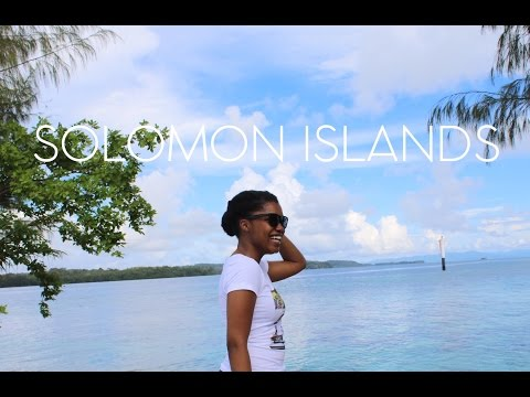 Vlog⎮ Going To The Solomon Islands