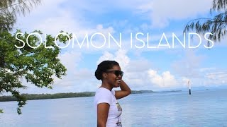 Vlog #2⎮ Going To The Solomon Islands