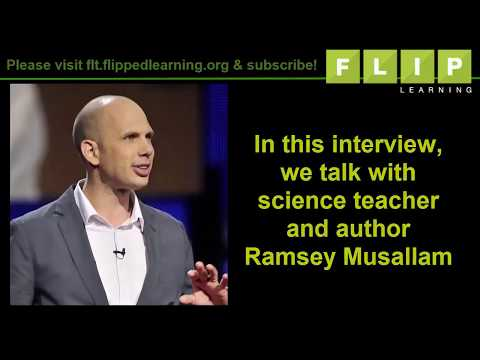 Flipped Early Adopter Ramsey Musallam