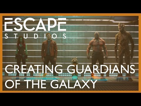 Creating Guardians Of The Galaxy with Framestore