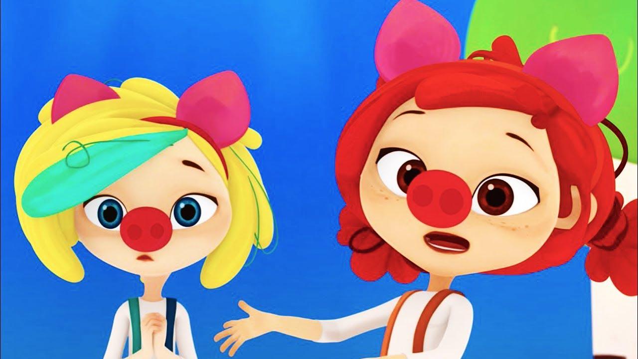 Fantasy Patrol  Animated Movie Ep5  Fairies Girls -4562